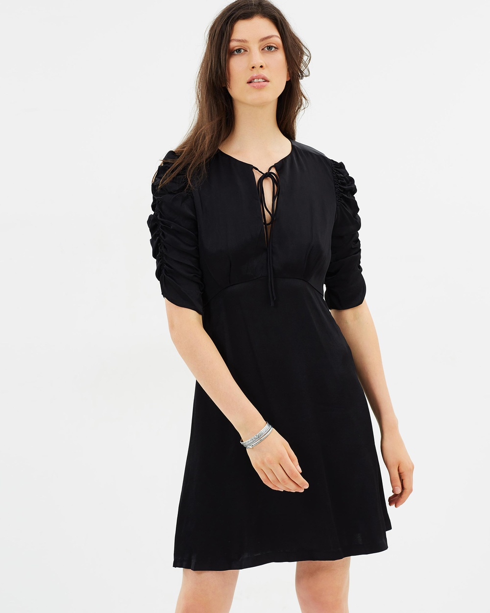M.N.G Salem Dress Dresses Black Salem Dress