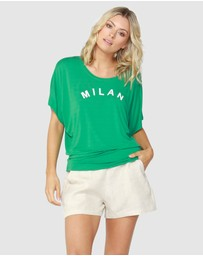 Betty Basics - Maui Tee