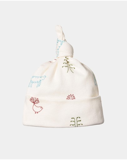 Nature Baby - Knotted Beanie