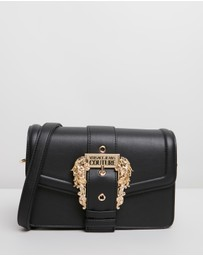 Versace Jeans Couture - Classic Buckle Cross-Body