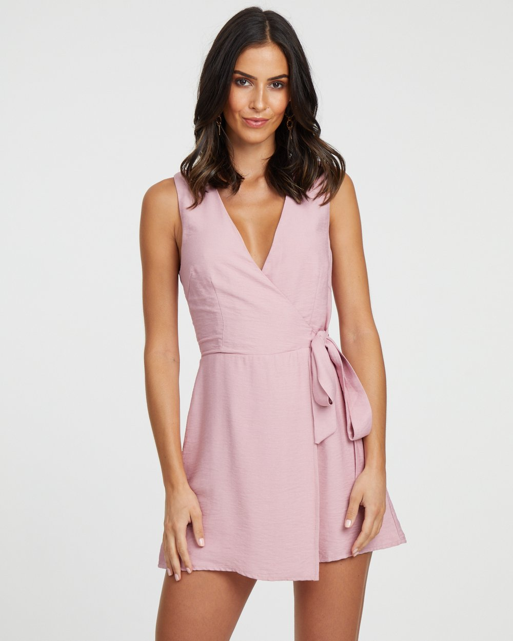 34333b92350 Catrina Wrap Playsuit by Tussah Online