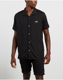 Stussy - Designs Linen Shirt