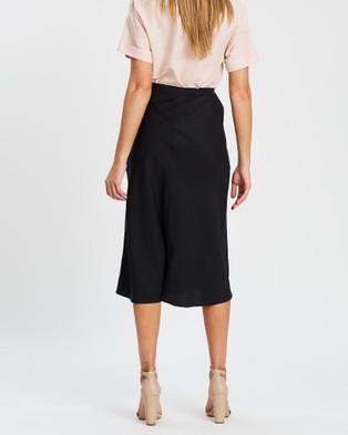 White By FTL Felicity Skirt - Skirts (Black)