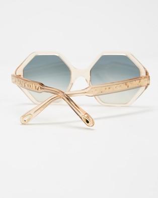 Chlo?? CE750S - Sunglasses (Peach)