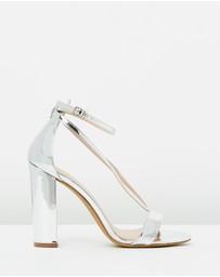 906ba90e1f5 Silver Sandals