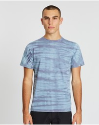 Saturdays NYC - Randall Mineral Wash SS Tee