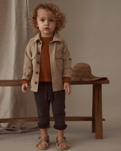 Mano Loose Shirt - Kids