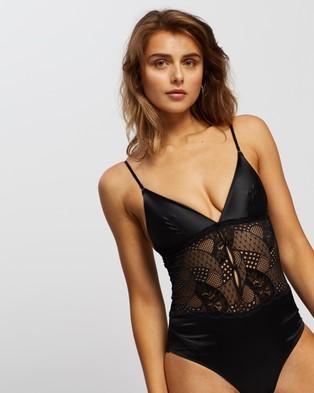 Bendon Bodysuit - Lingerie (Black)