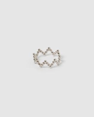 Izoa Goddess Ring - Jewellery (Silver)