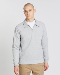 Norse Projects - Jorn Half-Zip Sweatshirt