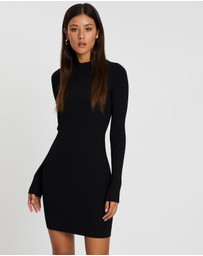 Bec + Bridge - Chichi LS Knit Mini Dress