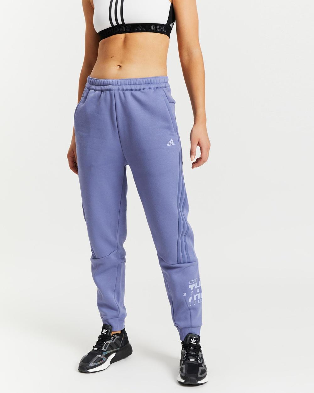adidas Performance Sportswear Sweatpants Track Pants Orbit Violet