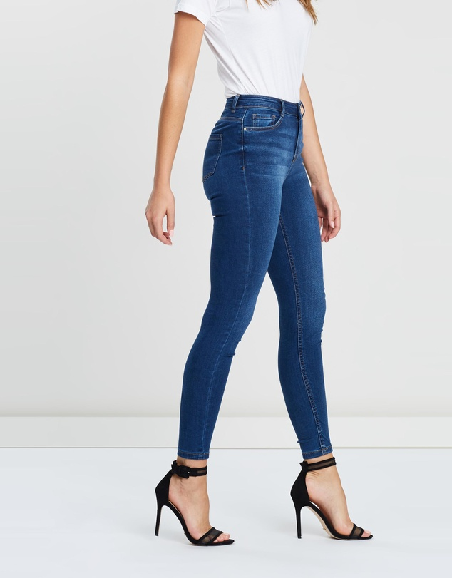 Dorothy Perkins - Authentic Shaping Jeans