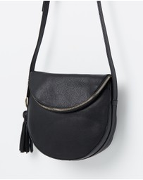 Whistles - Clifton Slouchy Tassel Zip Bag