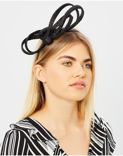 Max Alexander - Loops Racing Fascinator
