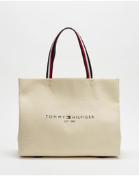Tommy Hilfiger - Shopper Canvas Tote