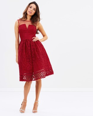 Chi Chi London – Nuria – Dresses (Red)