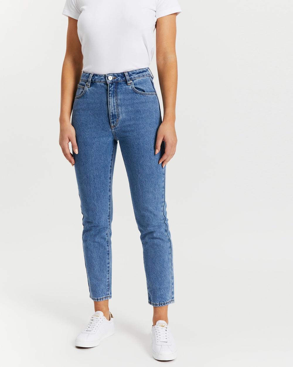 Abrand A '94 High Slim Jeans Zoe Organic