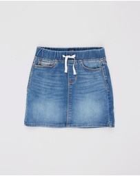 GapKids - Denim Pull-On Skirt - Teens