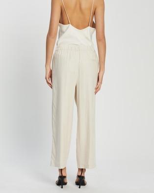 Vero Moda Ori 7 8 Pants - Pants (Birch)