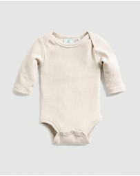 ergoPouch - Bodywear - Long Sleeve Bodysuit - Babies