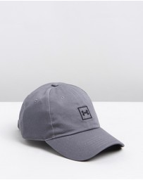 Under Armour - Washed Cotton Cap - Men's