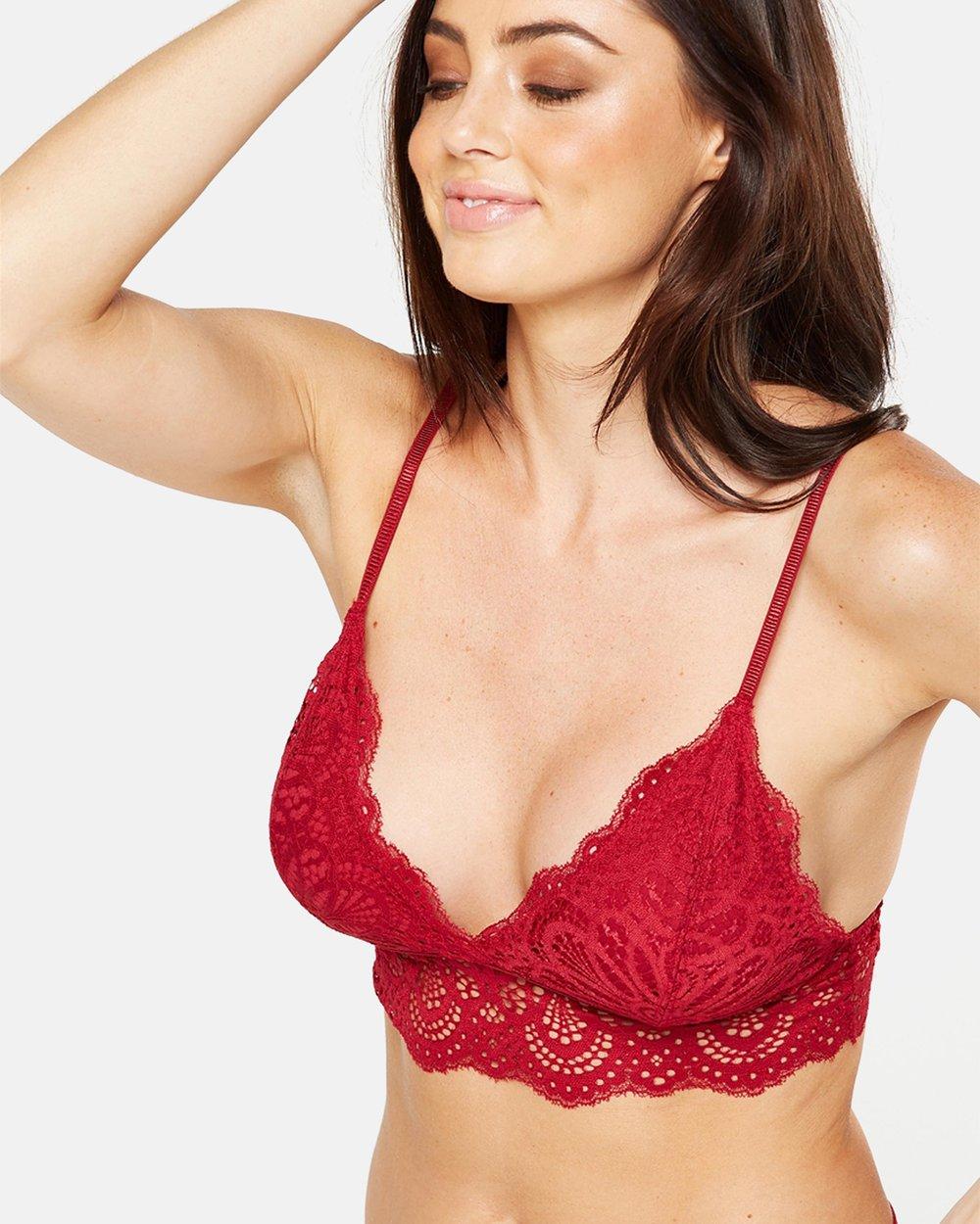 74e6963670 Phoebe Longline Bralette by Cotton On Body Online