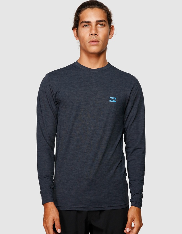 Billabong - Traction Long Sleeve Rash Vest