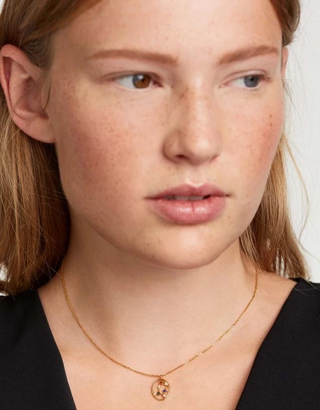 Women Gemini Necklace