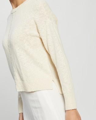 Elka Collective Lafayette Knit - Jumpers & Cardigans (Natural)