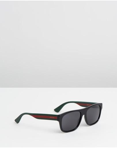 cdf7338b2 Gucci   Buy Gucci Sunglasses Online Australia- THE ICONIC