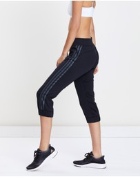 adidas Performance - Believe This 3-Stripes 3/4 Pants