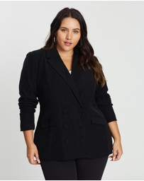 Cooper St - CS CURVY First In Line Jacket