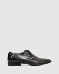 Brando - Stuart Leather Derby Shoes