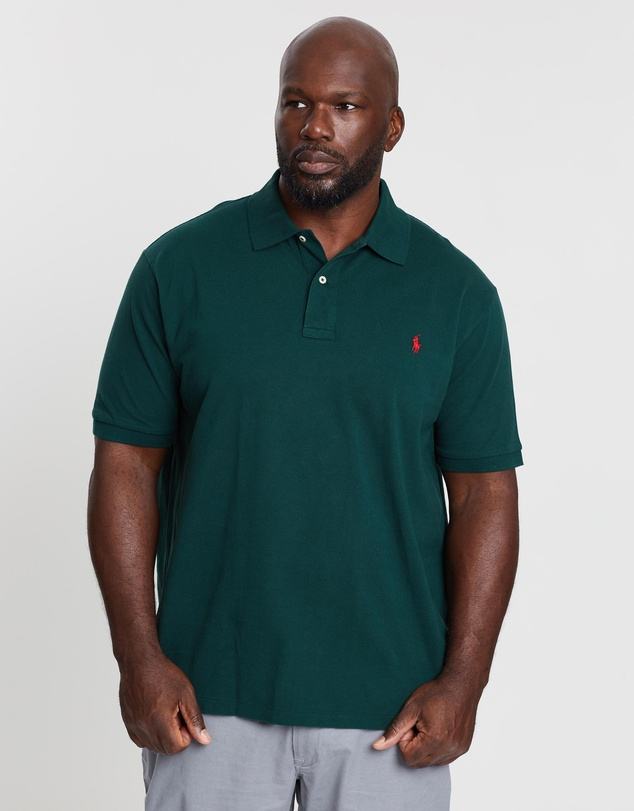 Polo Ralph Lauren - Plus Short Sleeve Classic Fit Polo