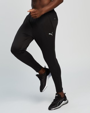 Puma Last Lap Tapered Pants - Sweatpants (Puma Black)