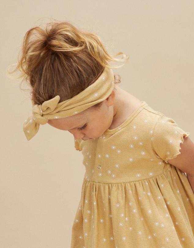 Kids Sunny Day Rib Headband - Babies