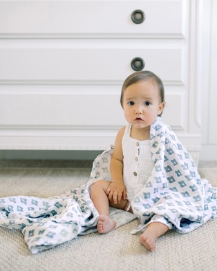 Aden & Anais Classic 4 Pack Swaddles Wraps Blankets Now Zen 4-Pack