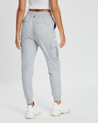 All About Eve Combat Trackpants - Sweatpants (GREY MARLE)