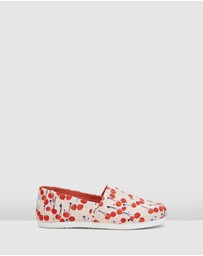 TOMS - Alpargata Cherry Youth