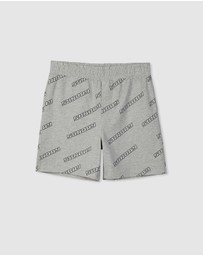 Free by Cotton On - Jarvis Sleep Shorts - Teens