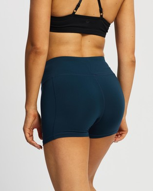 Sweaty Betty All Day Contour Shorts - Shorts (Beetle Blue)