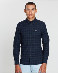 Lacoste - Twill Check Shirt