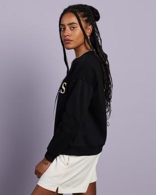 Cools Club - Bloc Sweatshirt Sweats (Black)