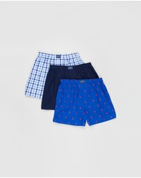 Polo Ralph Lauren - 3-Pack Classic Boxers