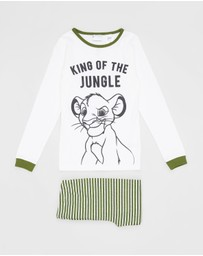 Cotton On Kids - Harry Long Sleeve Pyjama Set - Kids-Teens