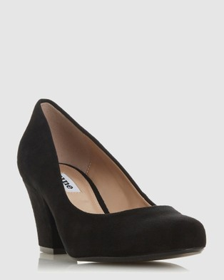 Dune London - Anthena All Pumps (Black)