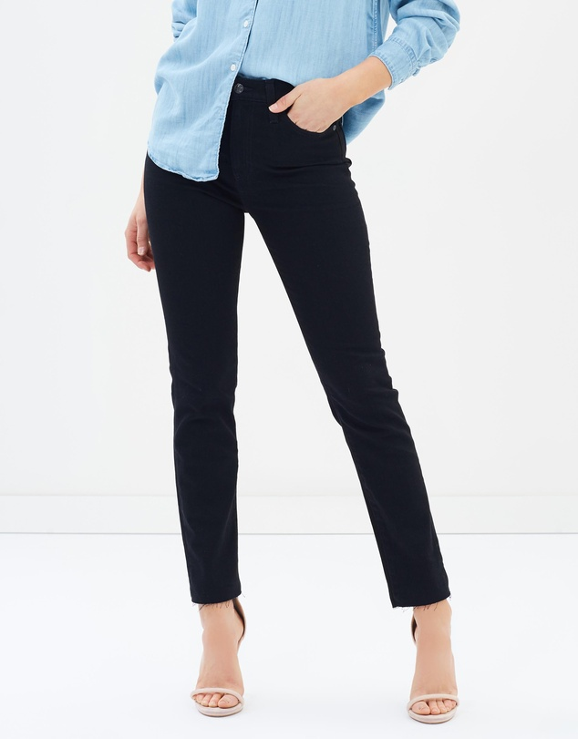 provide large selection of quality design lace up in Sophia Ankle Grazer Jeans
