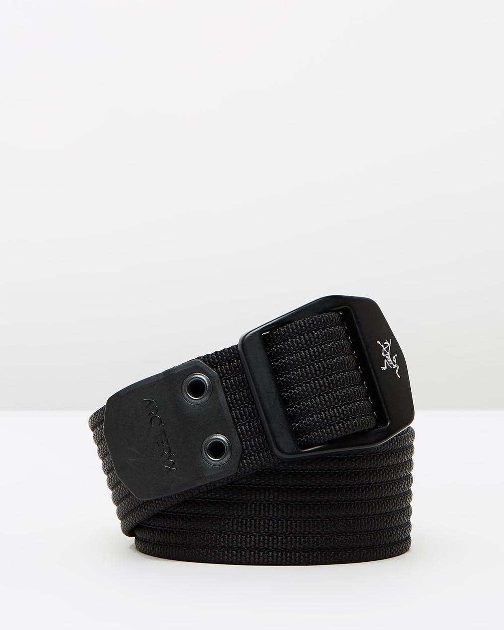 Arc'teryx Conveyor Belt Belts Black