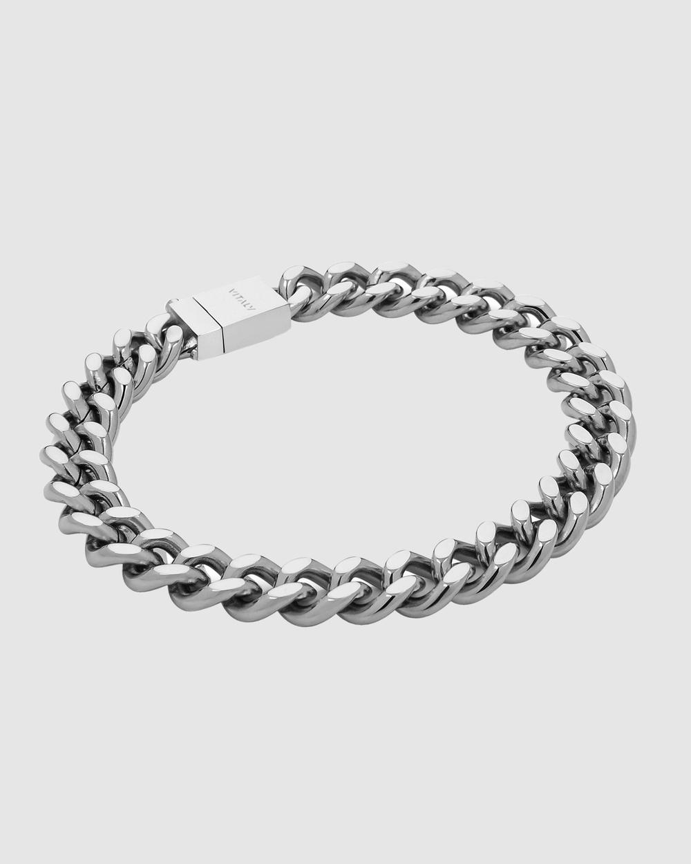 Vitaly Kickback Jewellery Stainless Steel
